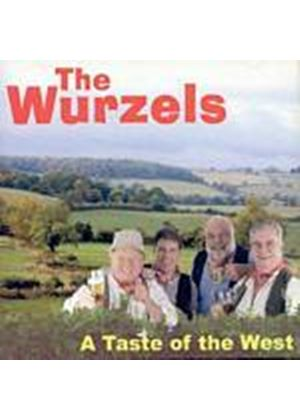 The Wurzels - A Taste Of The West (Music CD)