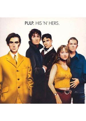 Pulp - His n Hers (Music CD)