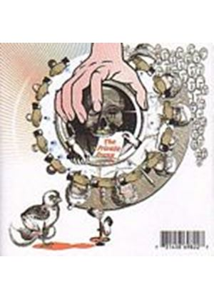 DJ Shadow - The Private Press (Music CD)