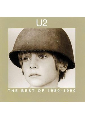 U2 - Best Of 1980 - 1990 (Music CD)