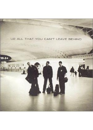 U2 - All That You Cant Leave Behind (Music CD)