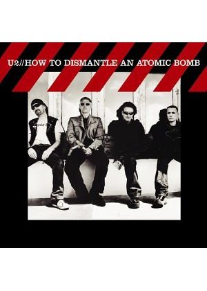 U2 - How To Dismantle An Atomic Bomb (Music CD)