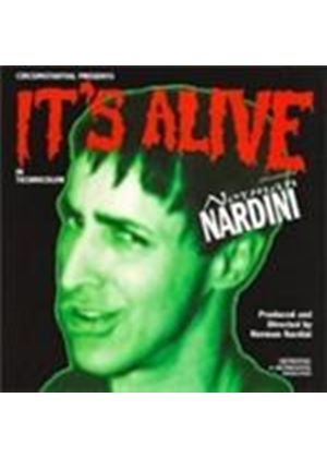 Norman Nardini - It's Alive (Music CD)