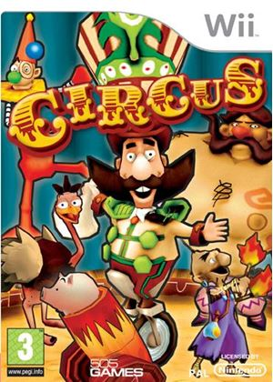 Circus Party (Wii)