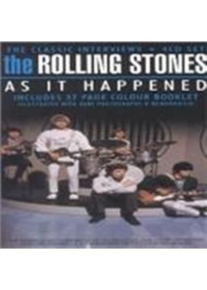 Rolling Stones (The) - As It Happened (The Classic Interviews)