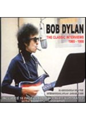 Bob Dylan - Classic Interviews, The 1965 - 1966 (Music CD)