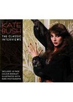 Kate Bush - The Classic Interviews (Music CD)