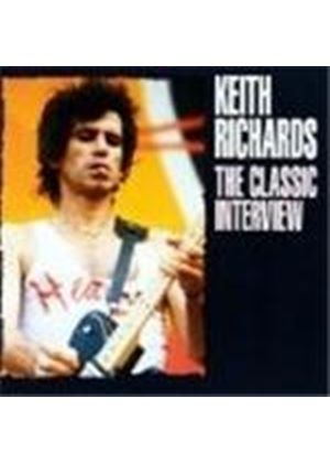 Keith Richards - The Classic Interviews (Music Cd)