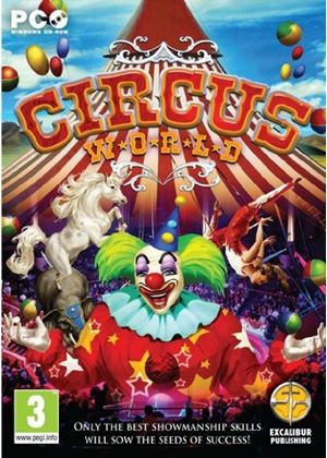Circus World (PC CD)