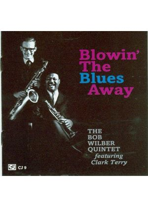 Bob Wilber - Blowin' the Blues Away (Music CD)