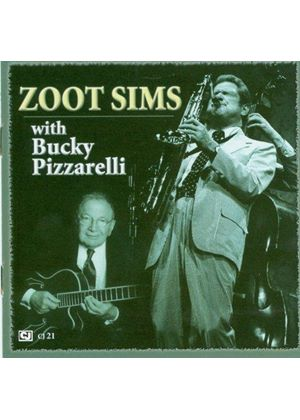Bucky Pizzarelli - Zoot Sims with Bucky Pizzarelli (Music CD)