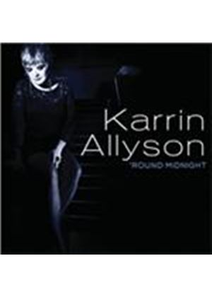 Karrin Allyson - 'Round Midnight (Music CD)