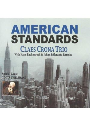 Claes Crona - American Standards (Music CD)