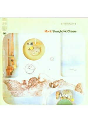 Thelonious Monk - Straight, No Chaser (Music CD)