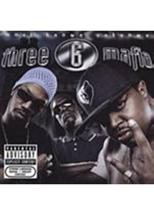 Three 6 Mafia - Most Known Unknown (Music CD)