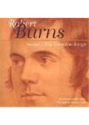 Various Artists - Complete Songs Of Robert Burns Vol.1, The