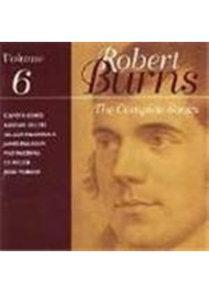 Various Artists - Complete Songs Of Robert Burns Vol.6, The