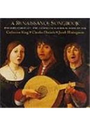 Verdelot - A Renaissance Songbook: Complete Madrigal Book of 1536