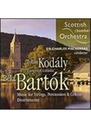 Bartok/Kodaly - Music For Strings, Percussion And Celeste [SACD/CD Hybrid] (Music CD)