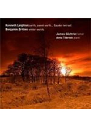 Britten: Winter Words; Leighton: Earth, Sweet Earth (Music CD)