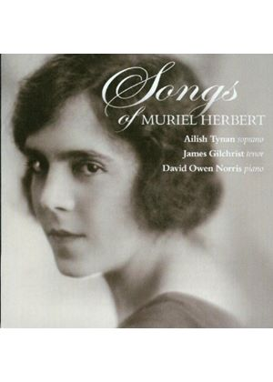 Herbert - Songs of Muriel Herbert (Music CD)