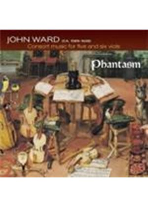Ward: Consort Music for Five and Six Viols (Music CD)