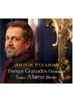 Granados; Albéniz: Piano Works (Music CD)