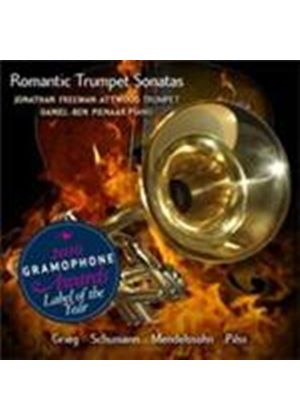 Romantic Trumpet Sonatas (Music CD)