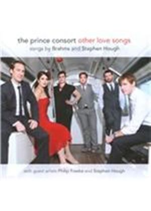 Other Love Songs: Songs by Brahms & Stephen Hough [SACD] (Music CD)