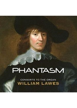 William Lawes: Consorts to the Organ (Music CD)