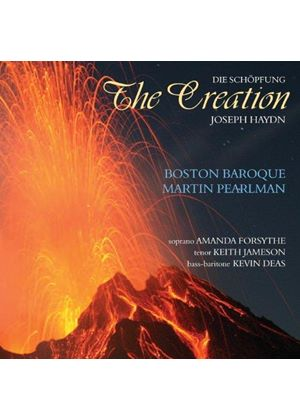 Haydn: The Creation (Music CD)