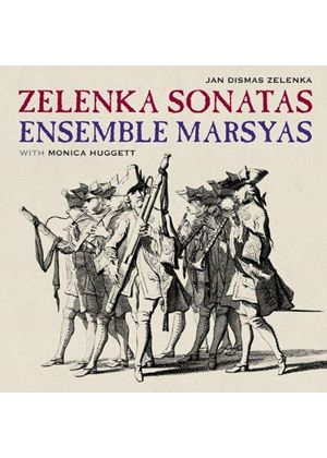 Zelenka: Sonatas (Music CD)