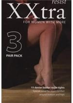 Tights Pretty Polly Xxtra Tights 3 Pair Pack