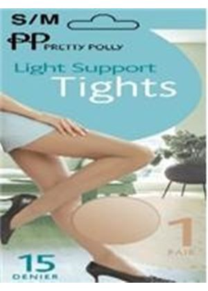 Tights Pretty Polly 15 Denier LIGHT Support Tights