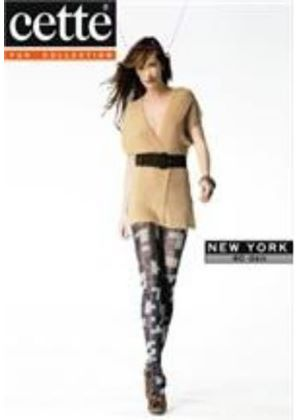 Tights Cette New York Opaque Patterned Tights