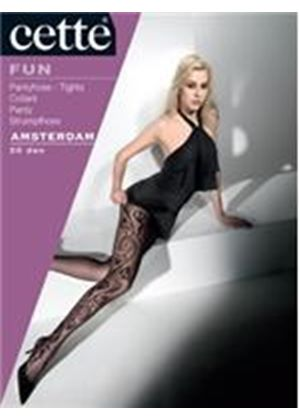 Tights Cette Amsterdam Luxury Patterned Tights