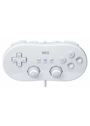 Nintendo Wii Classic Controller (Wii)