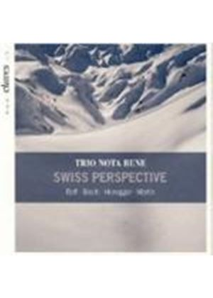 Trio Nota Bene - Swiss Perspective (Music CD)