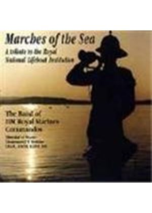 Band Of HM Royal Marines Commandos (The) - Marches Of The Sea