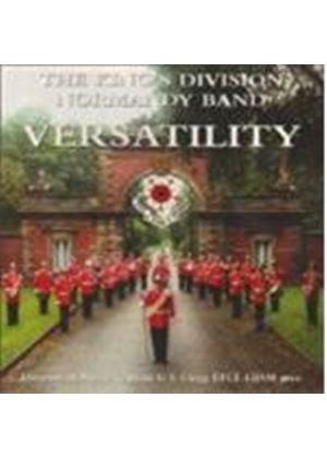 Kings Division Normandy Band (The) - Versatility