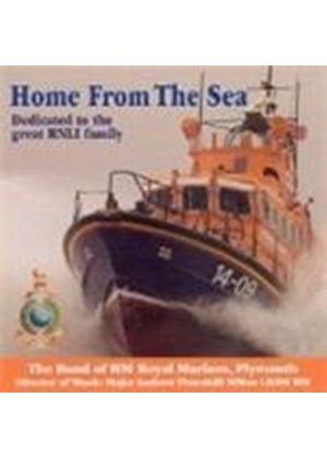 Band Of HM Royal Marines - Home From The Sea: Dedicated To The Great RNLI Family (Music CD)
