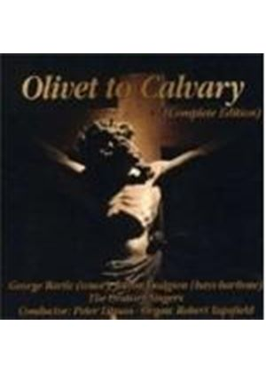 George Bartle And Jolyon Dodgson - Olivet To Calvary