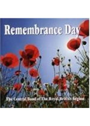 Central Band Of The Royal British Legion - Remembrance Day (Music CD)