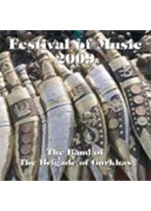 Band Of The Brigade Of Gurkhas - Gurkha Festival Of Music 2009 (Music CD)