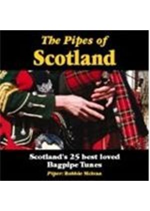 Robbie McLean - Pipes Of Scotland, The (Music CD)