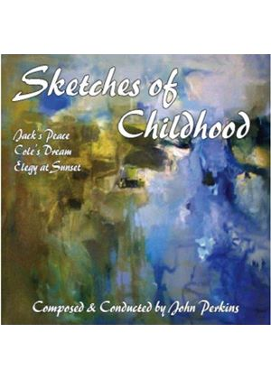 Clovelly Studio String Section (The) - Sketches Of Childhood (Music CD)