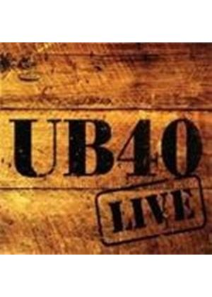UB40 - Live (At Birmingham LG Arena) (Music CD)