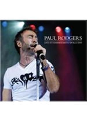 Paul Rodgers - Live At Hammersmith Apollo 2009 (Music CD)