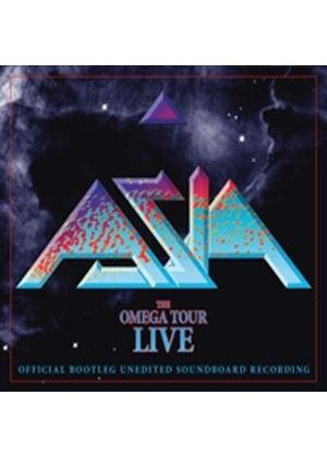 Asia - Live At The London Forum (The Omega Tour) (Music CD)