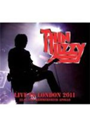 Thin Lizzy - Live In London (Hammersmith Apollo) (Music CD)